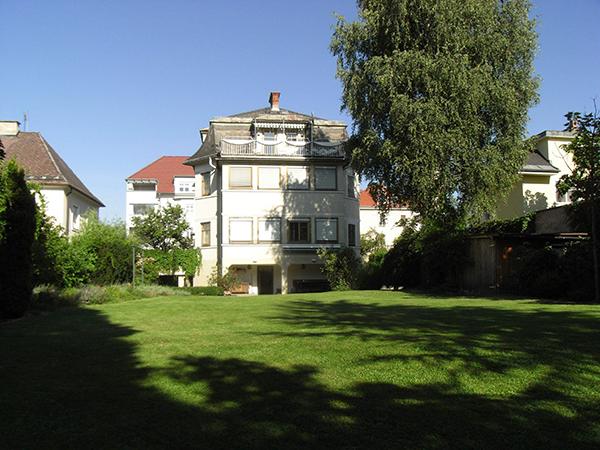 Objekt 164: Villa Kreuzbergl, Klagenfurt
